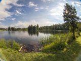 озеро летом 2016